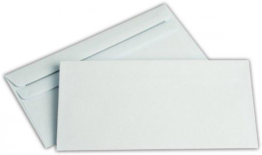 Briefhüllen DL 110/220 mm blau
