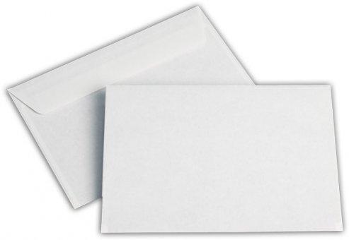 Briefhüllen C6 114/162 mm weiß