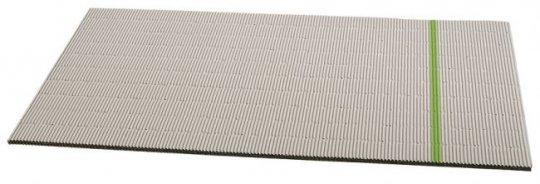 Polsterprofil aus Wellpappe -  Weichplatte