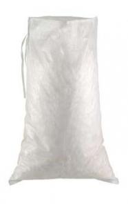 PP-Bändchengewebesack 800 x 1300 mm weiß