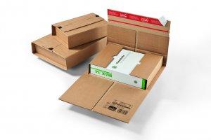 Wellpapp - Wickelverpackung CP 35.06 430x310x0-90mm