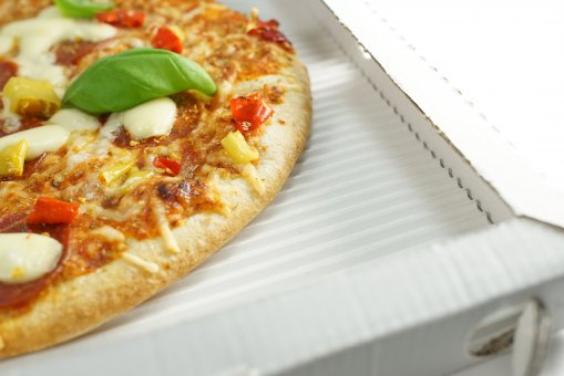 MULTi-Cargo Pizza pad Größe M