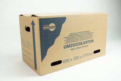 Umzugskarton BOX 650 x 350 x 370 mm