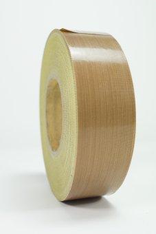 PTFE-Klebeband 50 mm x 30 lfm. auf Glasgewebebasis