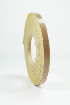 PTFE-Klebeband 15 mm x 30 lfm. auf Glasgewebebasis
