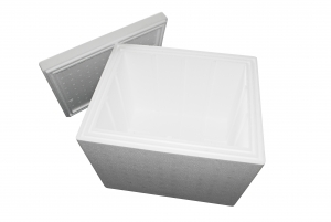 Styropor Box 600 x 400 x 367 mm - 53,3 Liter