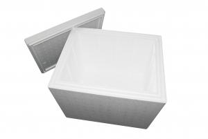Styropor Box 575 x 440 x 380 mm - 64,58 Liter