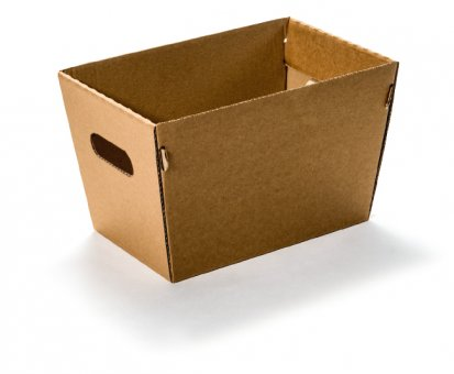 MULTI-Cargo Tragekarton Gr. S – braun uno