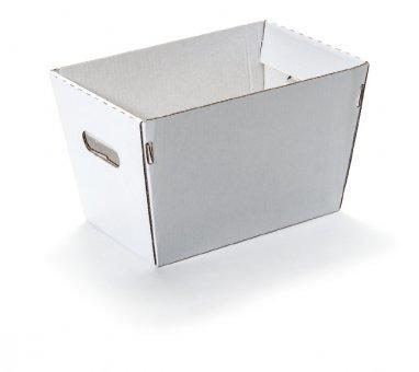MULTI-Cargo Tragekarton Gr. S – weiß uno