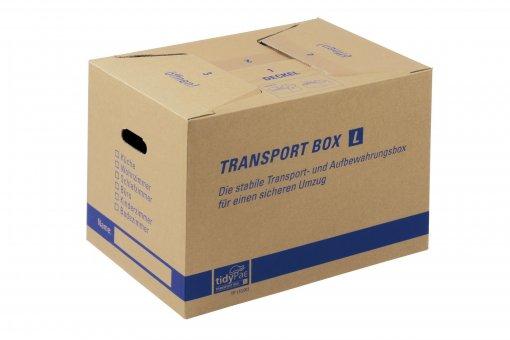 Transportbox L – 500 x 350 x 355 mm, TP110.001