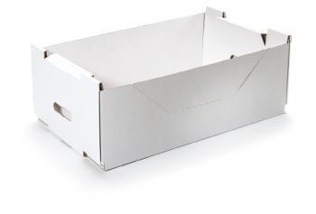 MULTI-Cargo Tragekiste Gr. L – weiß duo